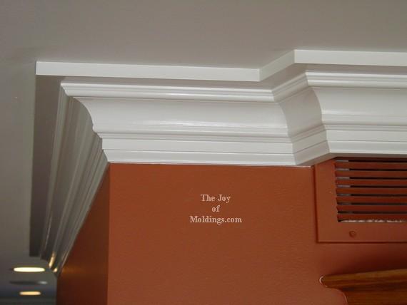 crown molding corner