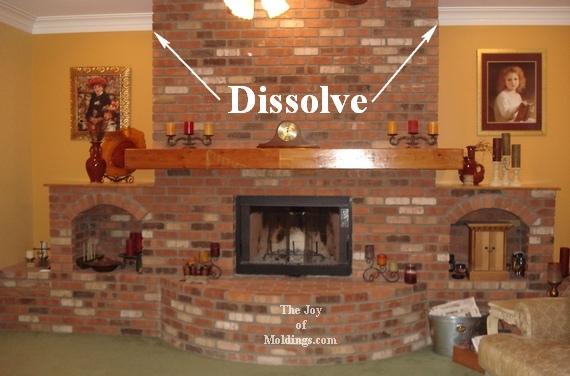 Molding Dissolves The Joy Of Moldings