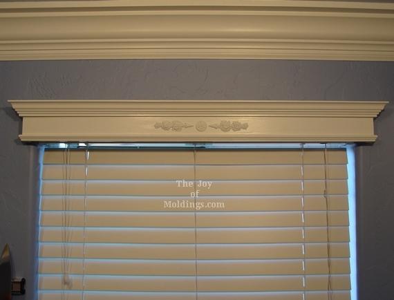 Window Valances Cornices
