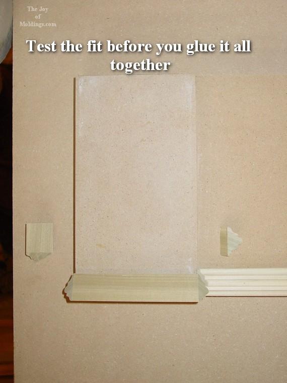 moldings for victorian door surround header