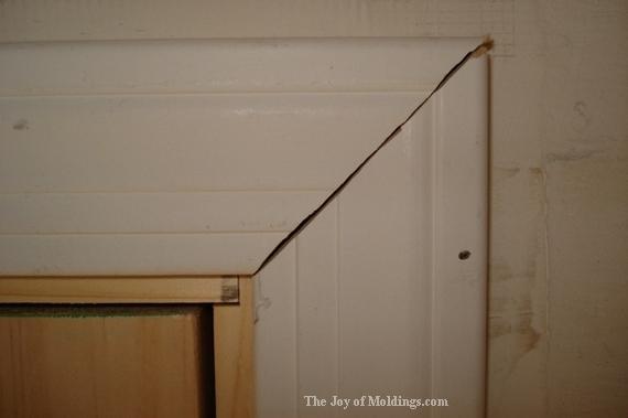simple door trim moldings