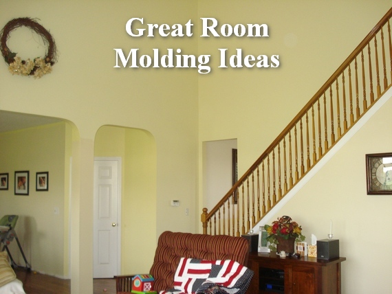 Great Room Molding Ideas for Marijke & Joel - The Joy of ...