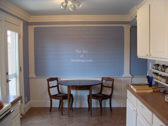diy mdf wainscoting