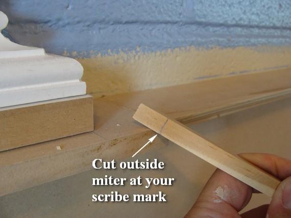 screen molding