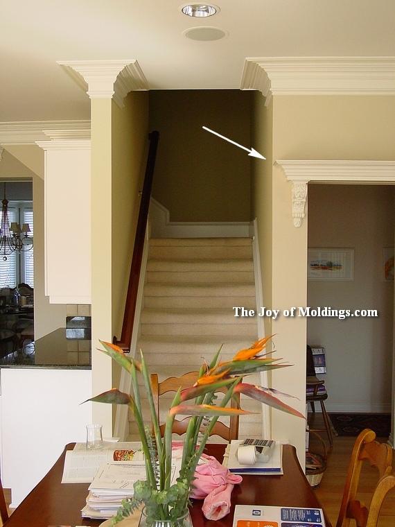 kitchen door moldings