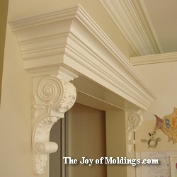 corbels for doorway