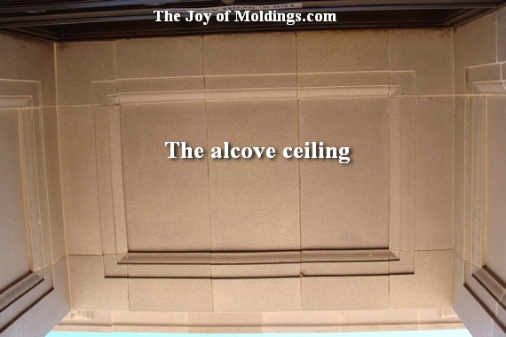 wall and ceiling moldings