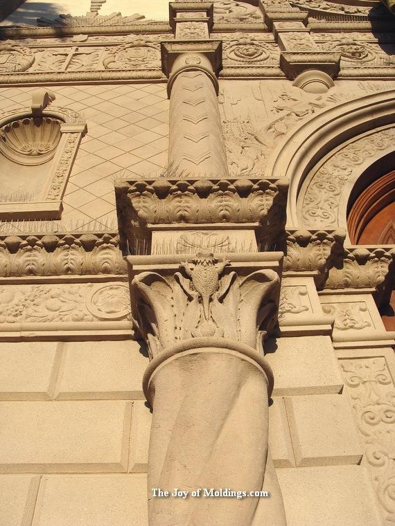 Nonce order column capital