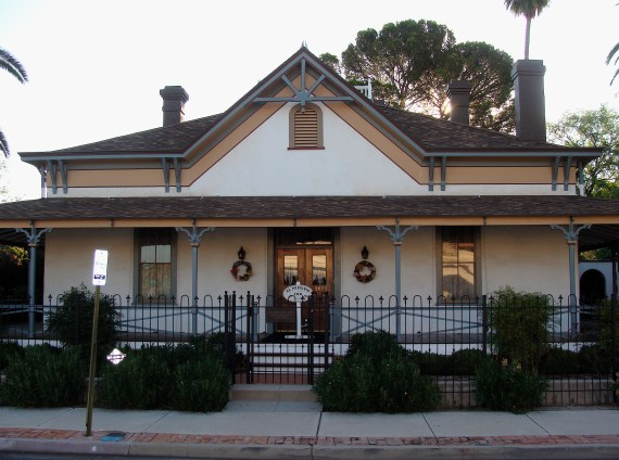 Victorian historic home