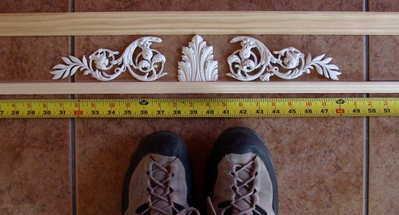 decorators supply woodworking applique