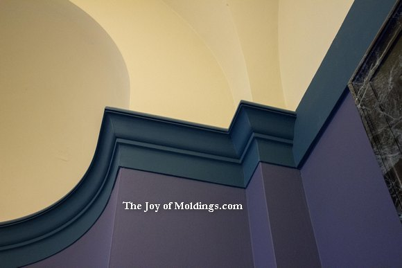 oakland county crown molding installation