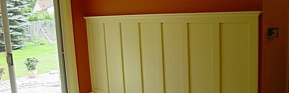 wainscoting patterns