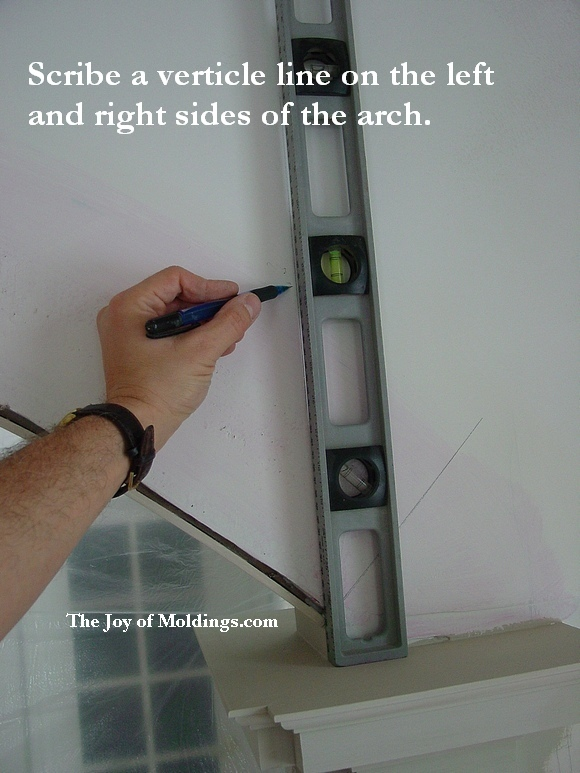 archway molding