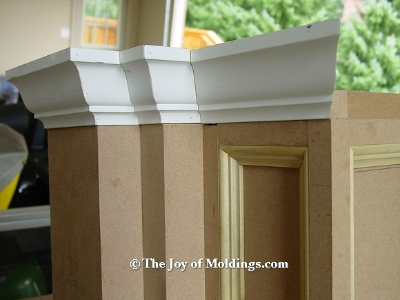 small crown molding