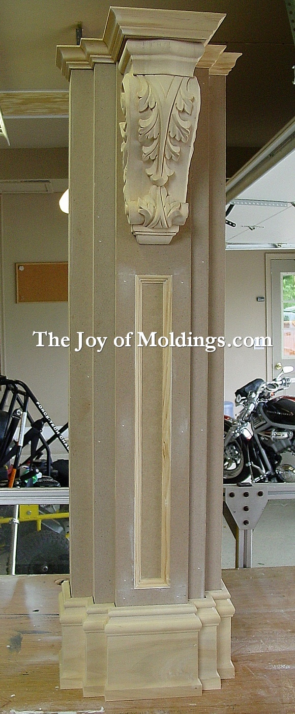 how to moldings & millwork