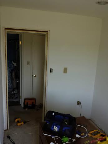 door header trim