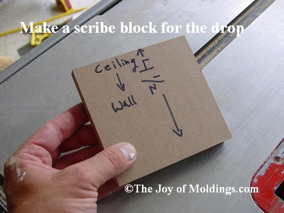 diy molding & millwork