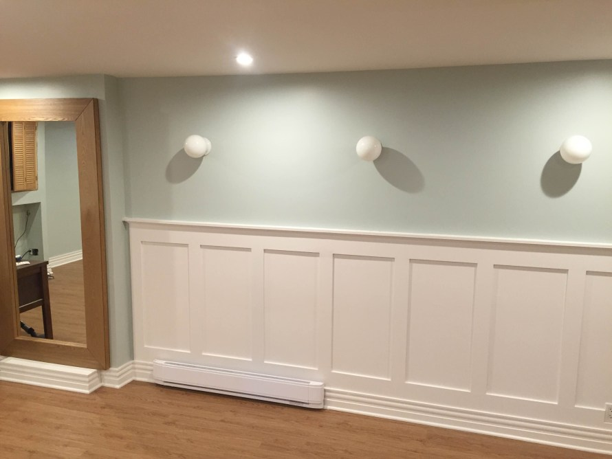 Craftsman Style Wainscoting By Jean Francois The Joy Of
