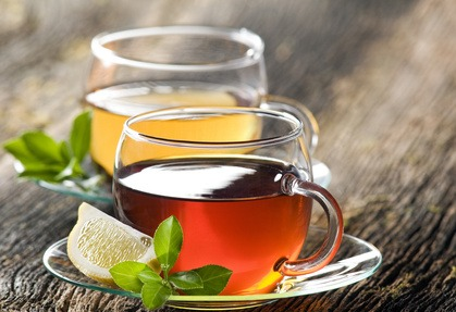 Type of Teas, and their active ingredients