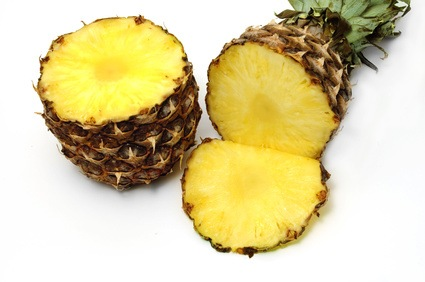 The healing benefits of Pineapple