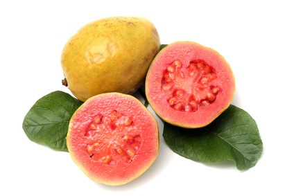 Guava: Cure High Blood Pressure, Cholesterol, increase White Blood cells, Rejuvenate