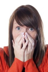 Out with Bad Breath using Vitamin C