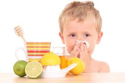 Natural Remedies for Childhood Illnesses