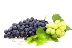 Properties of Grapes and their healing diet