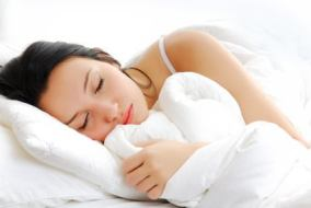 Sleep well to heal your skin