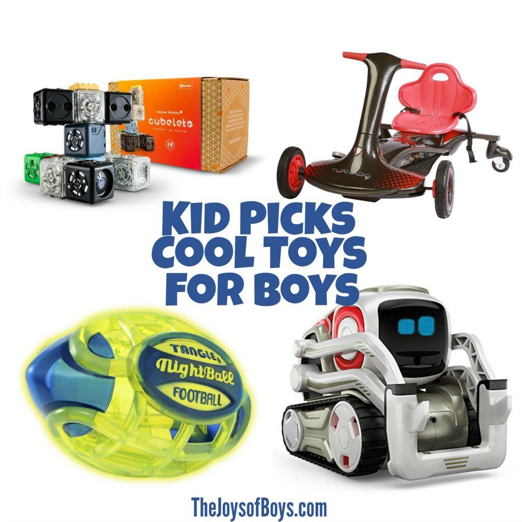 Cool Toys For Boys Boys Share Their Top Picks