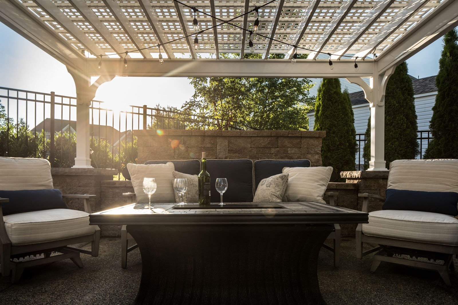 Photography & Website Design for MasterPlan Outdoor Living ... on Masterplan Outdoor Living id=21830