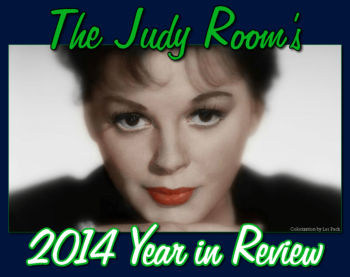 The Judy Room's 2014 Year in Review