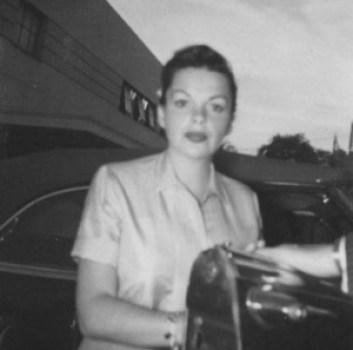 Judy Garland in 1952
