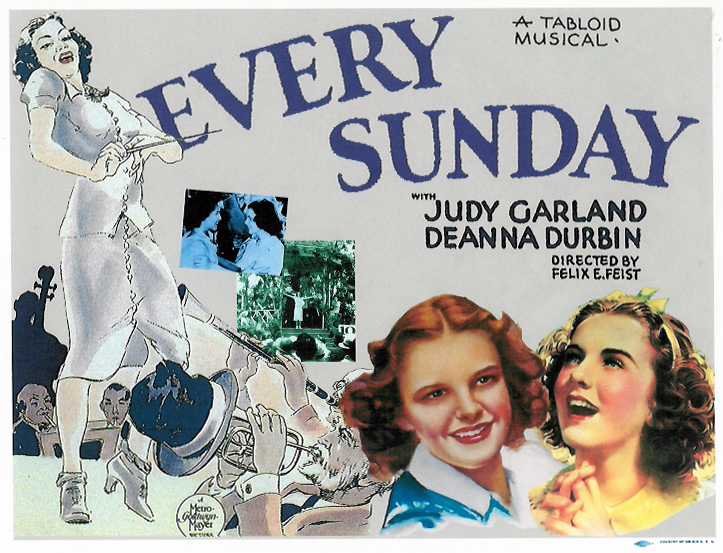 Every Sunday Lobby Card