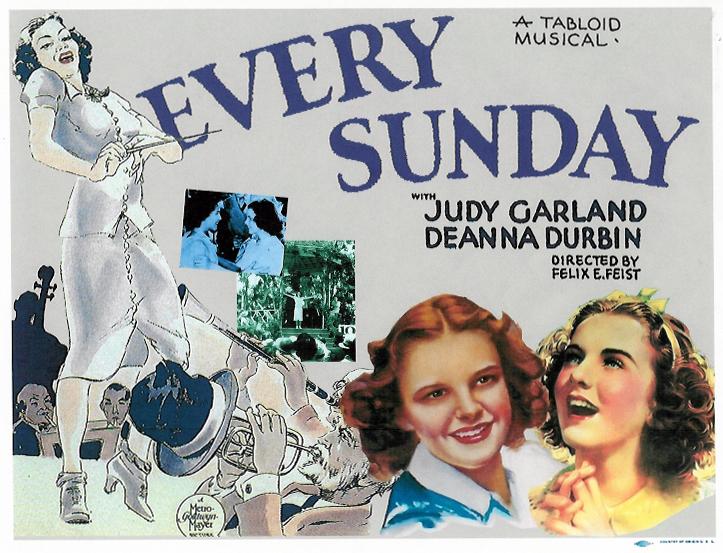 Every Sunday Lobby Card