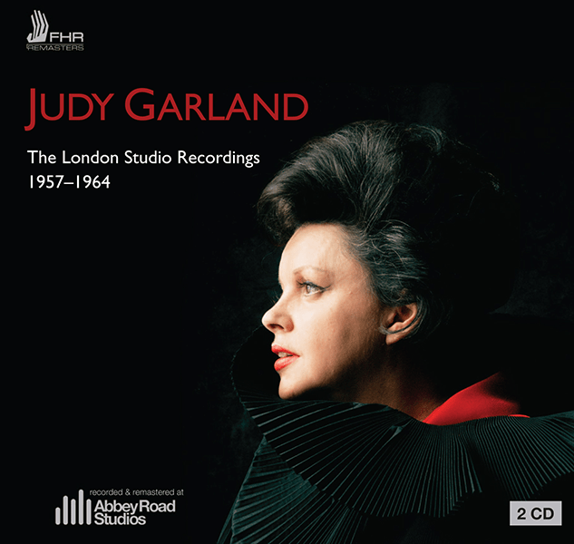 Judy Garland The London Studio Sessions