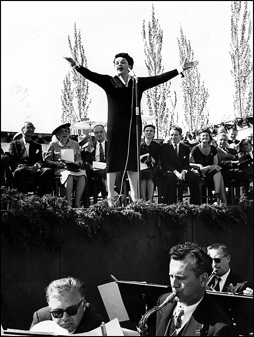 Judy Garland in Minnesota