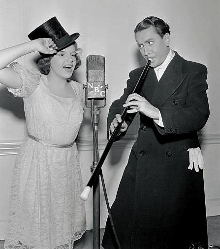 Judy Garland and Reginald Gardner