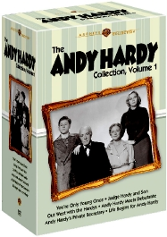 The Andy Hardy Series DVD Boxed Set 1