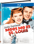 "Meet Me In St. Louis Blu-ray ""book"" set"