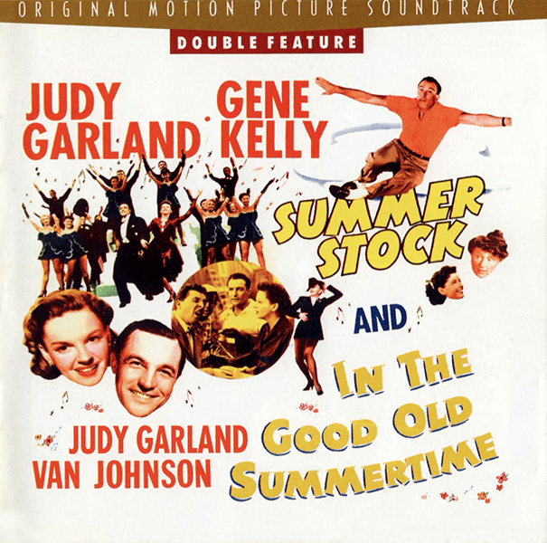 Summer Stock - In The Good Old Summertime CD Rhino Records