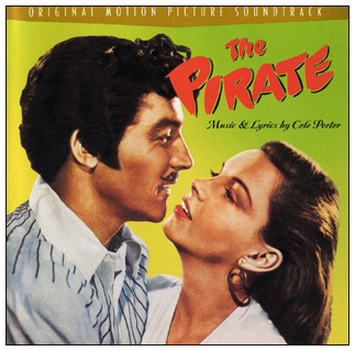 "Rhino Records expanded CD soundtrack of ""The Pirate"""