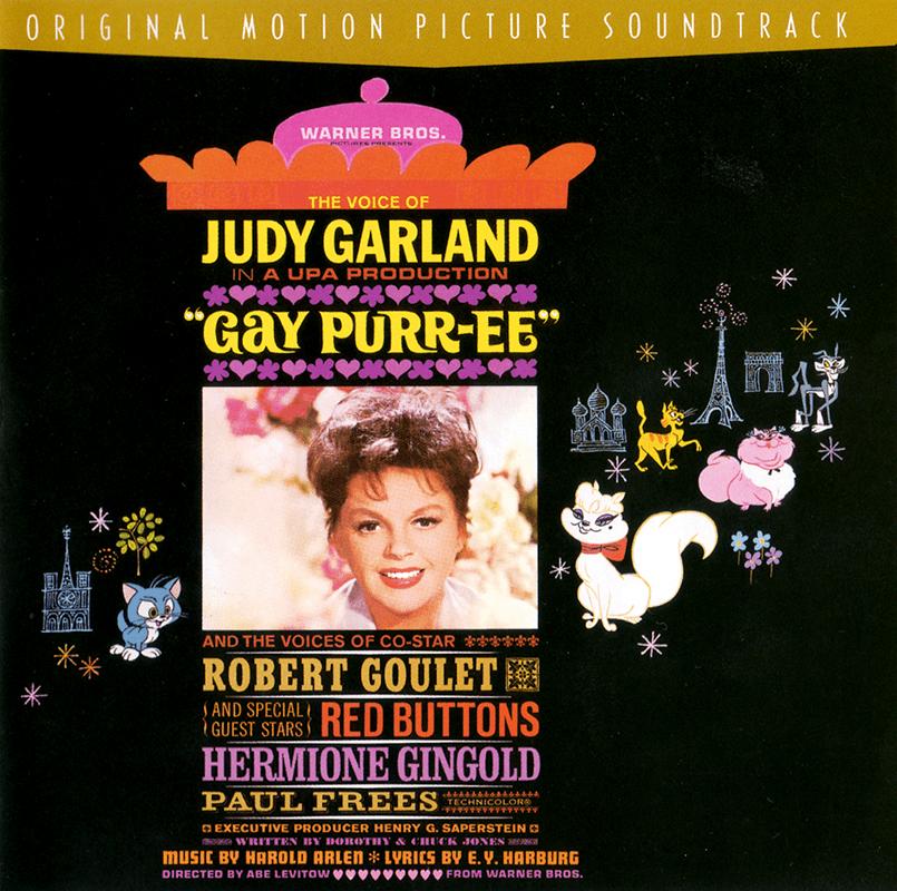 Gay Purr-ee CD