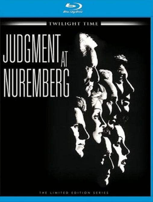 Judgment at Nuremberg 2015 Blu-ray