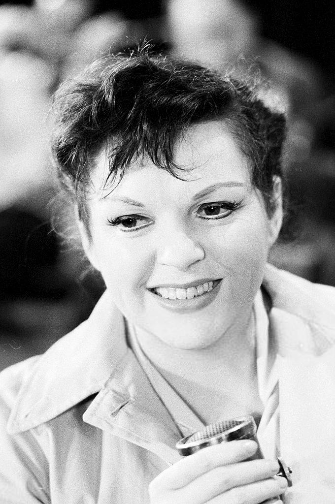 Judy Garland in Paris 1960