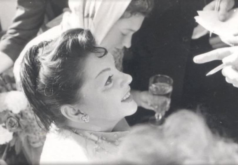 Judy Garland in London 1960