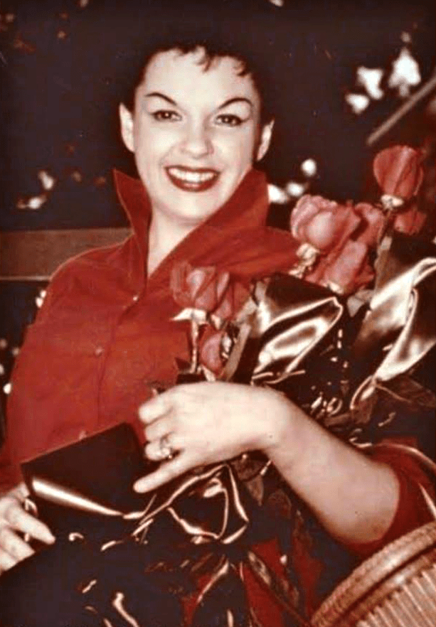 Judy Garland in Dallas, Texas 1957
