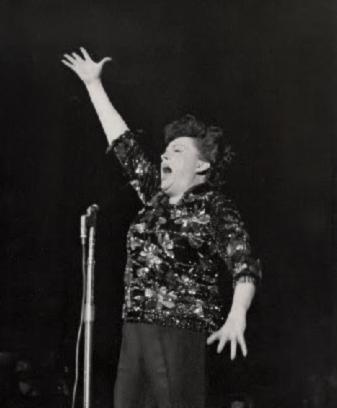 Judy Garland in Denver 1961
