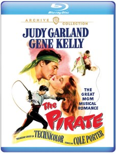 """The Pirate"" on Blu-ray Noveber 24, 2020"