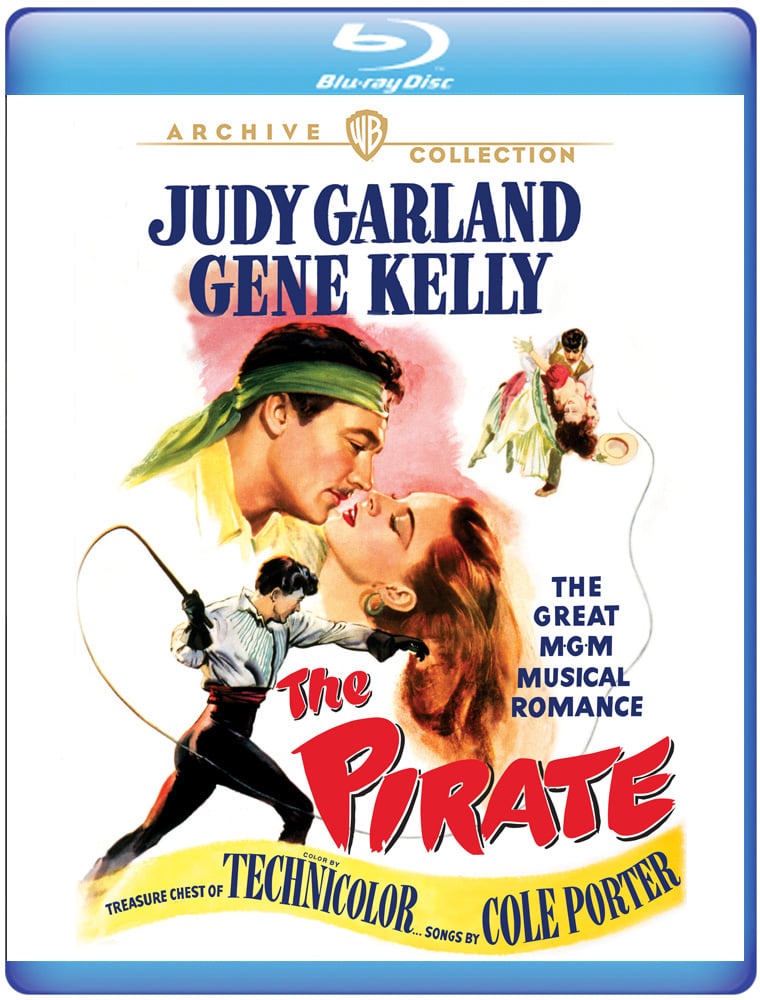 """The Pirate"" on Blu-ray Noveber 24, 2020"